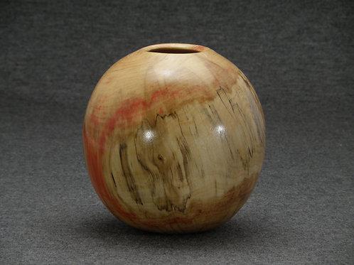 Spalted Box Elder Pot