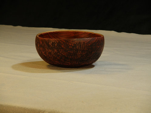 Red Ash Bowl - SOLD