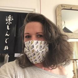 Masques Houblon Platine