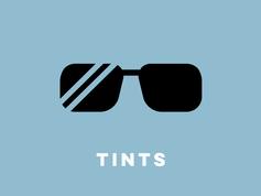 tinted lenses for eyeglasses
