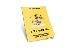 free e report by optometrist about vision disorders and adhd
