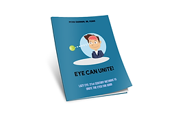 e report by optometrist about strabimus amblyopia vision therapy patchin and surgery
