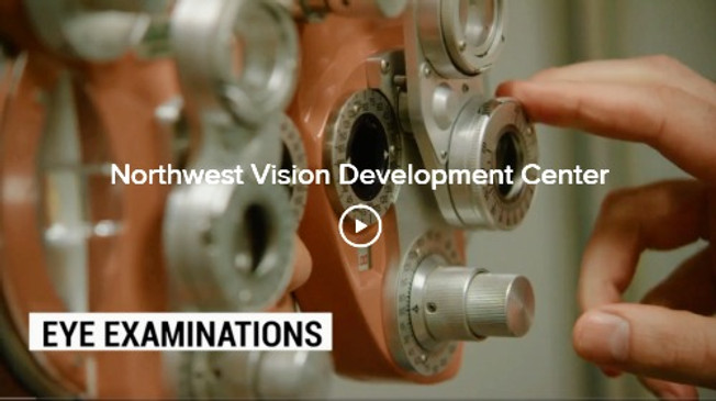 Optometrist Optician and Eyeglasses Bellingham Washington at Northwest Vision Development Center