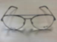 eyeglasses made from metal