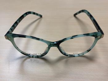 Plastic Eyeglasses Frame