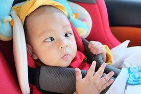 baby boy with strabismus esotropia crossed eyes
