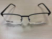 semi rimless eyeglasses