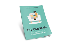 free report on reading problems due to visual dysfunction written by Optometrist in Bellingham WA Dr. Peter Charron
