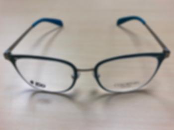 metal eyeglasses frame