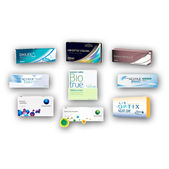Contact lenses available at Northwest Vision Development Center in Bellingham Washington
