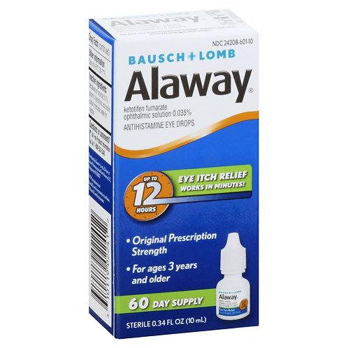 Alaway Anti - Allergy Eye Drops