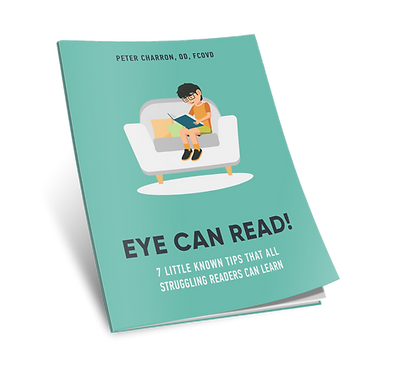 e report by optometrist on vision and reading problems