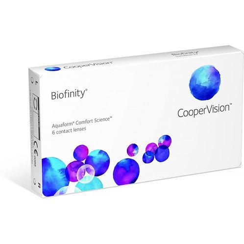 Biofinity (6 lenses)