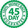45 day money back guarantee for eyeglasses sold at 2 year warranty on eyeglasses frames at Northwest Vision Development Center in Bellingham WA