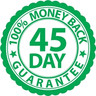 45 day money back guarantee for eyeglasses