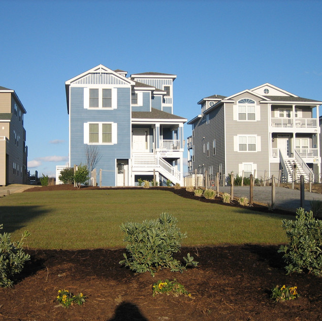 Nags Head Landscape Renovation