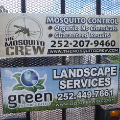 Mosquito Crew - Our Other Service - Organic Mosquito Control Outer Banks, NC