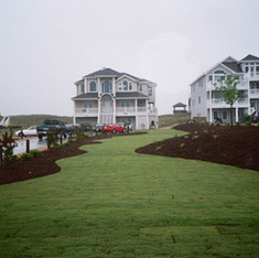 OBX Landscape Renovation in Nags Head, NC