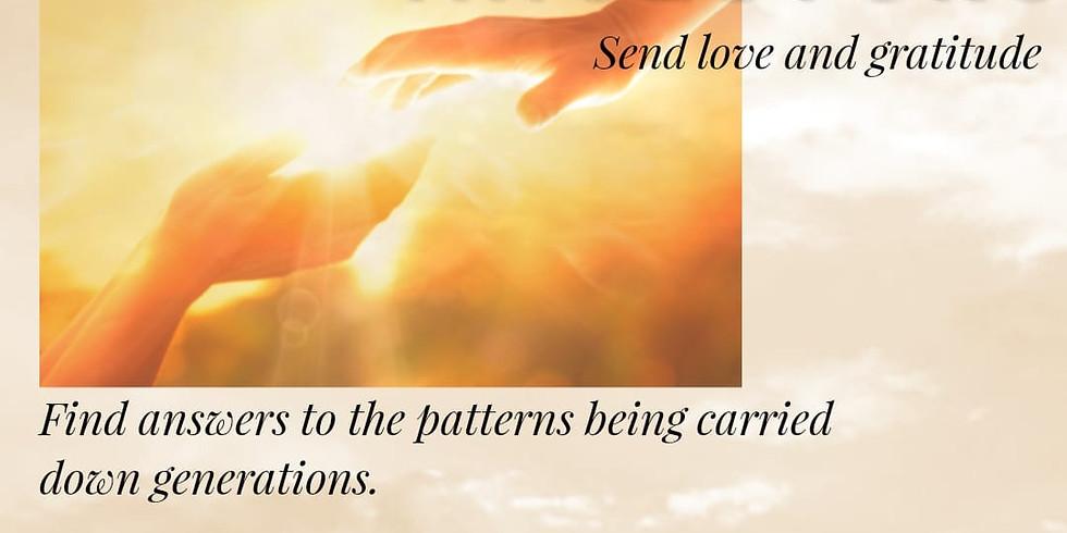 Sending Gratitude to Ancestors (Via FB Live)