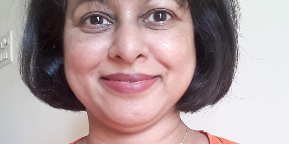 EFT for Dealing with Covid by Sarah Rudra