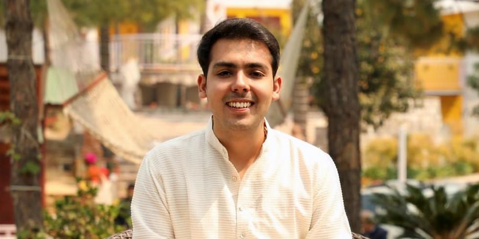 SELF LOVE SEPTEMBER Self Love & Paramatman Darshan by Ujjwal Batra