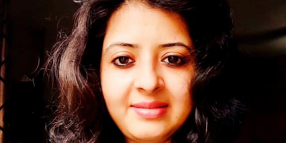 (Bi-Weekly) Chakra Healing with Aparna Pandey