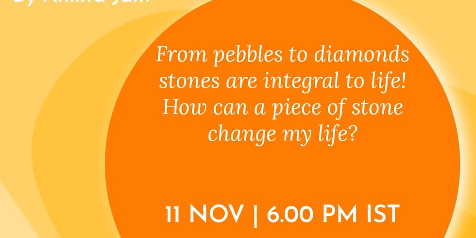 Healing with Crystals by Ankita Jain