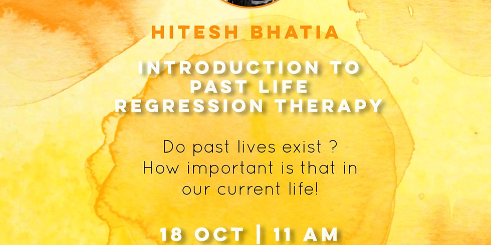 Introduction to Past Life Regression Therapy