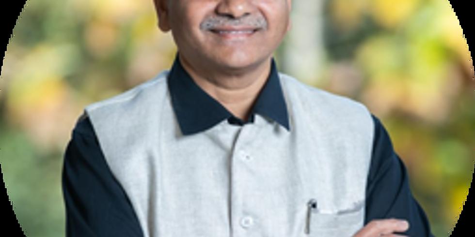 Master your Breath by Dr. Rajashekhar Potluri