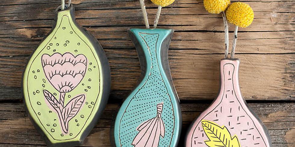 Wall Vase Workshop