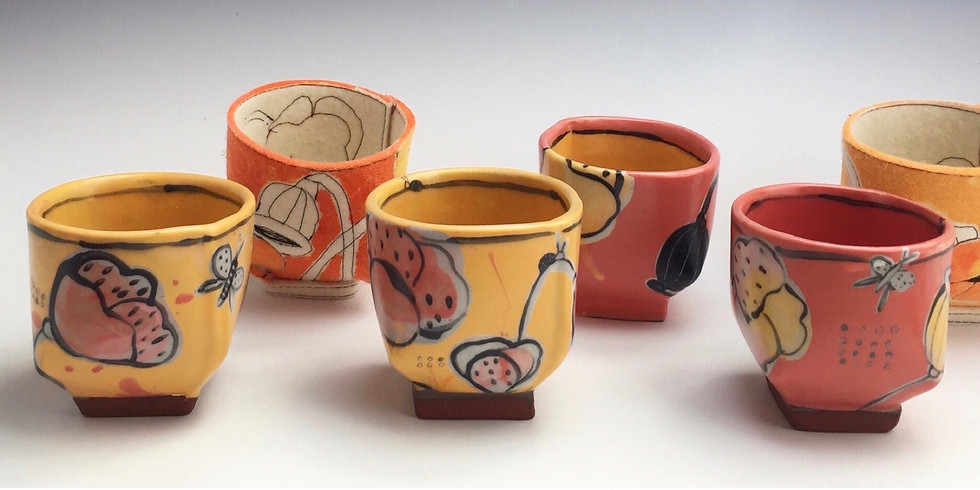 Pattern Making for Pottery