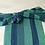Thumbnail: Reliëf sjaal aquamarijn