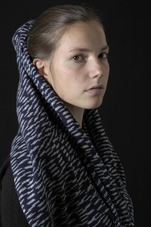 Ikat sjaal #1