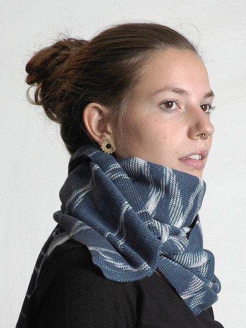 Ikat sjaal jeans