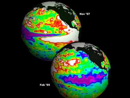 What are El Niño and La Niña? ¿Qué son El Niño y La Niña?
