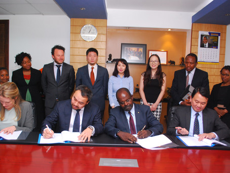 Kenya and Mongolia Sign MoU to Promote Sustainable Finance