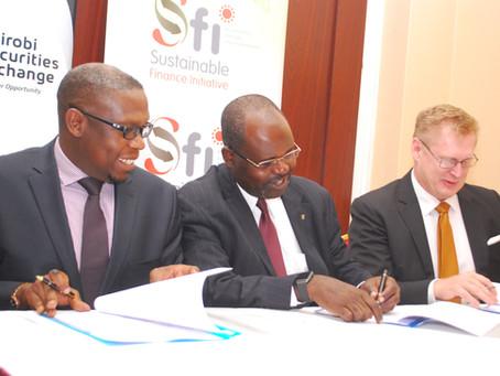 International Finance Corporation Signs on to Support Kenya Green Bonds Program