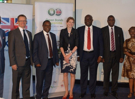 The Success of East Africa's Debut Green Bond Issue Sets Stage For More Eco-Friendly  Finance Offers