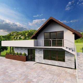 Extindere + recompartimentare locuință - Fam. Boțescu