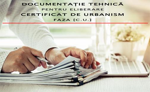 Certificatul de Urbanism. Primul pas pentru a obține Autorizația de Construire!