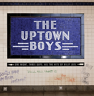 Uptown Boys - CD Cover Art - Editable Fi