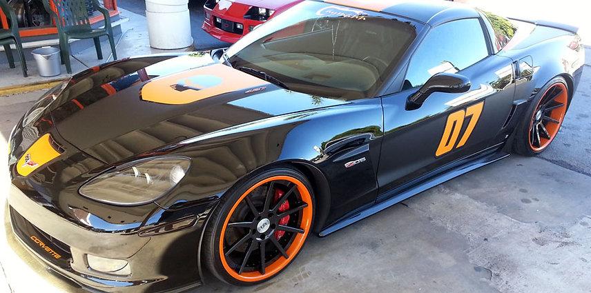 Miami Car Wraps Matte Wraps Carbon Fiber Vinyl Wrap Custom Wraps