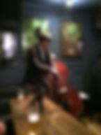仙台 音楽教室 ウッドベース