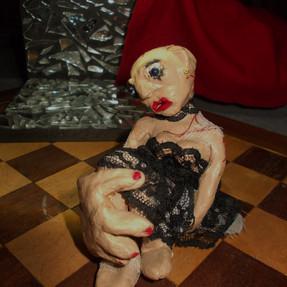 La vieille danseuse