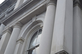 Custom House Window