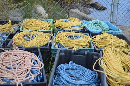 Fishermans Wharf Ropes