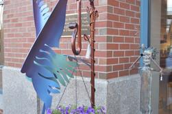 Sculpture Hanger