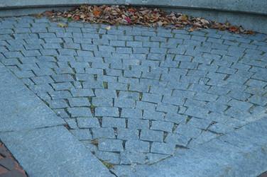 Diamond Cobblestone Leaves