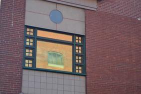 Circle Square Reflection