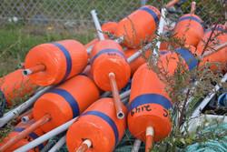 Buoys Pile
